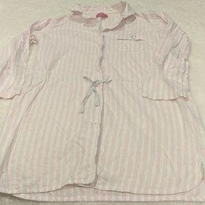 Victoria secret cotton sleepshirt